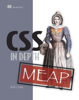 Cover of CSS in Depth